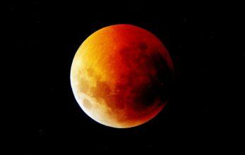 皆既月食を観察しよう!