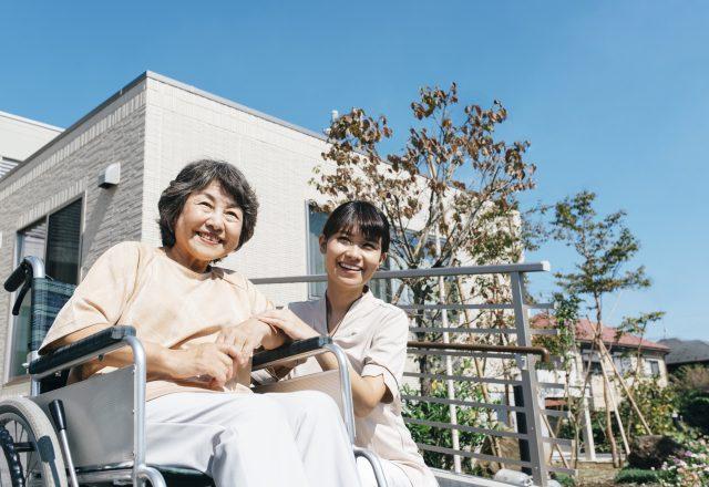 【正社員】老人ホーム介護スタッフ※資格・経験不問!