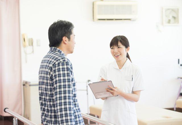 看護師×正社員 \\年間休日113日//