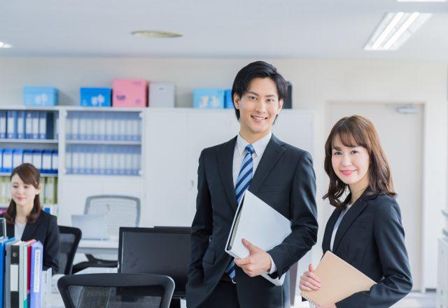 東証一部上場企業!法人への内勤営業