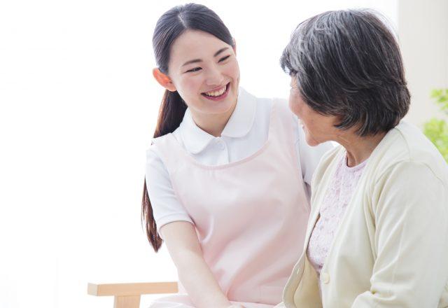 【賞与あり!】住宅型有料老人ホームでの介護スタッフ【入浴介助なし】