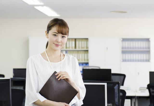 正社員*事務/国内大手企業での採用事務