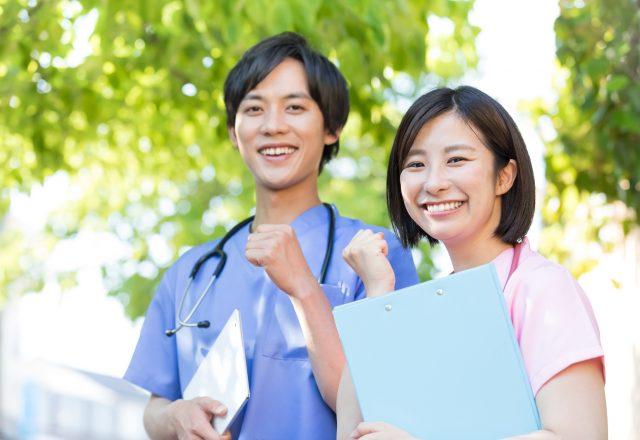 医療法人での病棟介護業務【正社員】