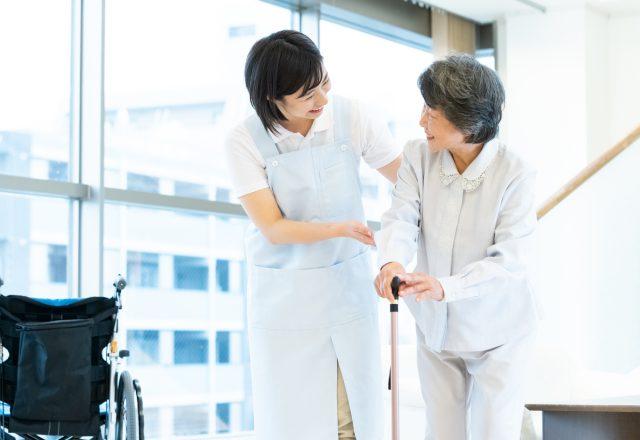 【介護職】特別養護老人ホームでの介護業務☆未経験可☆