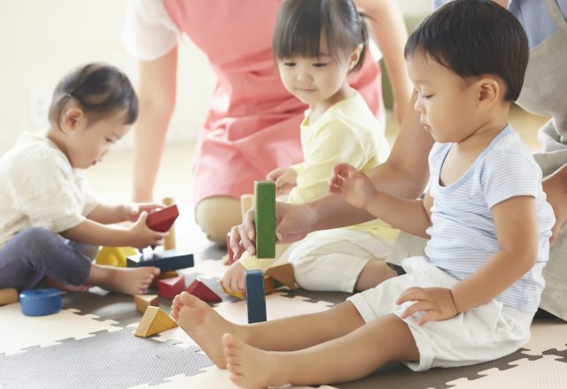 《保育士募集》きれいな園舎で0~2歳児保育/土日祝休み《曜日と日数が選べるパート》