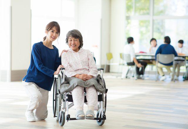【正社員】未経験OK♪地域密着型の有料老人ホームでのお仕事