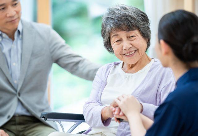 住宅手当や年末年始手当あり!特別養護老人ホームでの介護スタッフ募集!